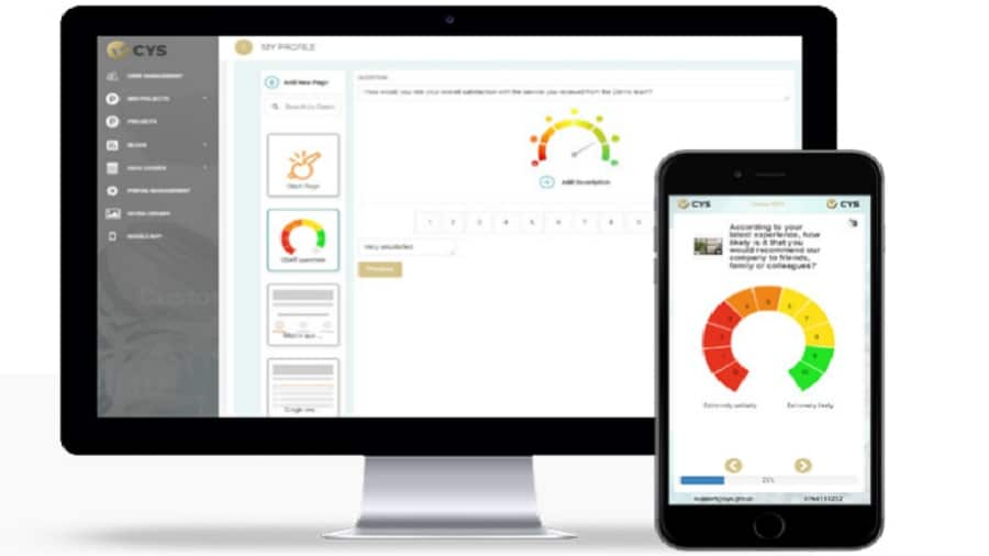 Access dashboards on any device