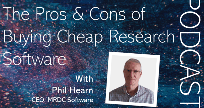 Pros and cons of cheap software