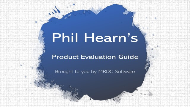 Product Evaluation Guide