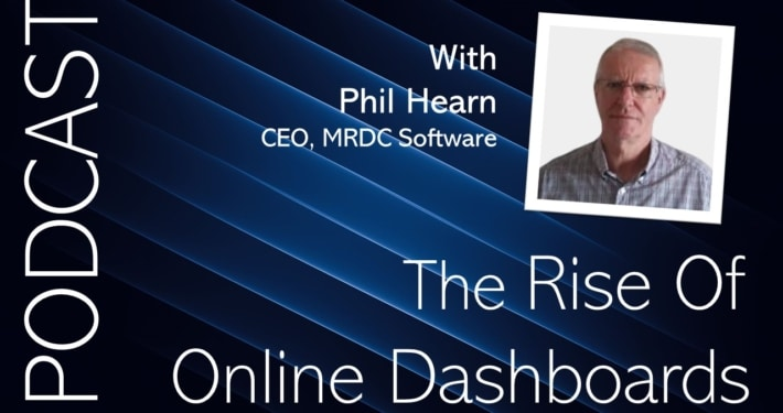 The rise of online dashboards