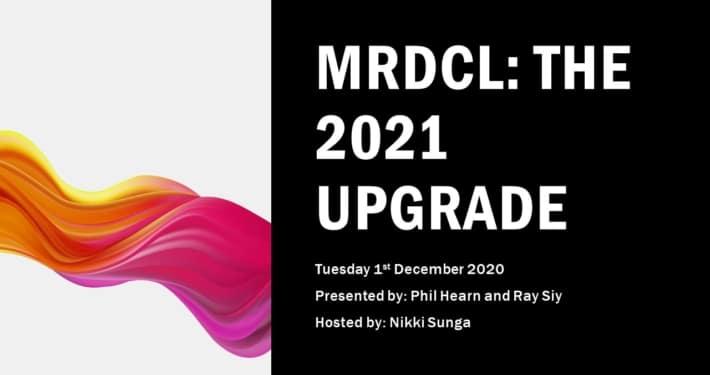 MRDCL Upgrade